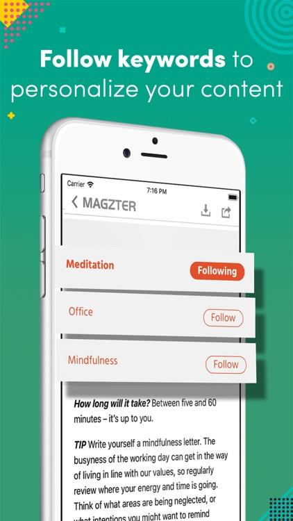 Magzter Newsstand screenshot-3