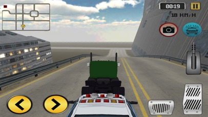 Highway Police Truck Driving screenshot 6