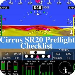 Cirrus SR20 Flight Checklist