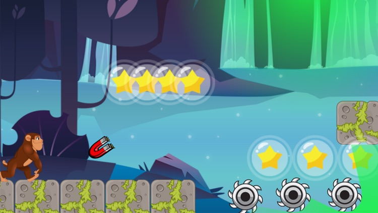 Hero Monkey Adventures screenshot-3
