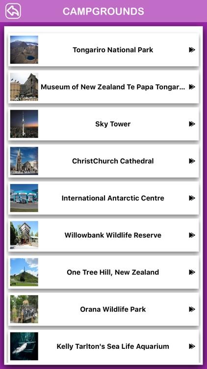 New Zealand Offline Guide