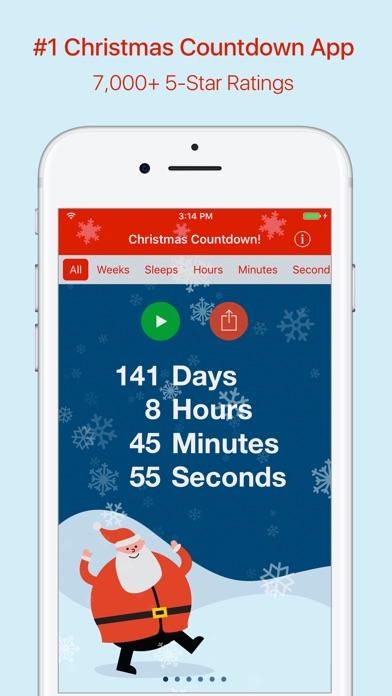 Christmas Countdown! screenshot one