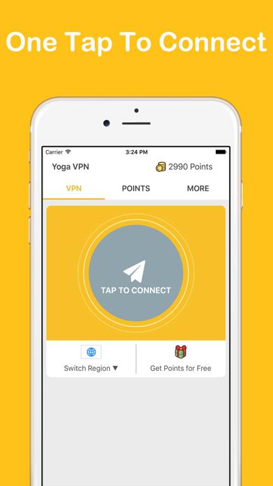 ดาวน์โหลด Yoga VPN - Unlimited Proxy VPN สำหรับพีซี