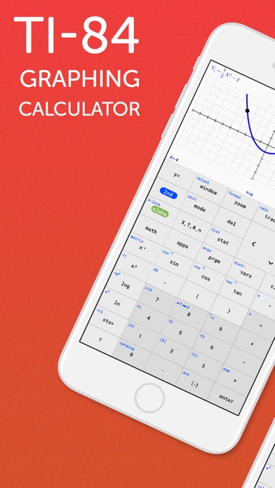 Screenshot for TI 84 Graphing Calculator in United States App Store