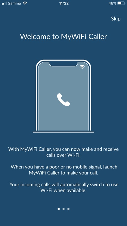 MyWiFi Caller screenshot-3