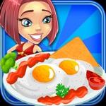 School Breakfast:Cooking games