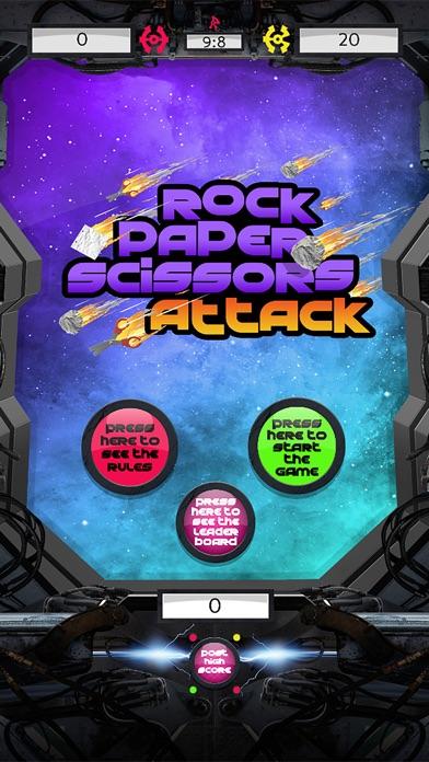 Rock Paper Scissors Attack Screenshot 1