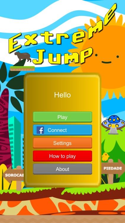 Extreme Jump - jump is fun