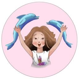Dolphin Defenders AR Kids Book
