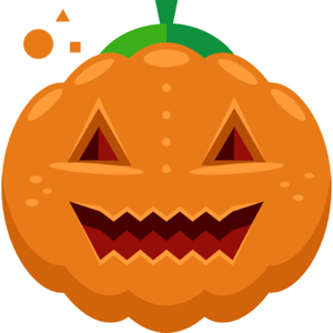 Halloween Stickers to Scare - Stickers app