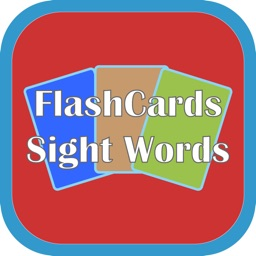 Flashcards Sight Words English