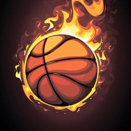 Basketball Party Shot - Dunk!