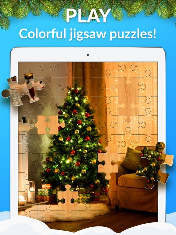 Jigsaw Puzzles for Me screenshot 6