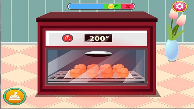 甜品餐厅—模拟经营游戏 screenshot-3