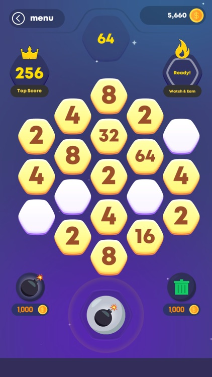 Hexa! Merge screenshot-4