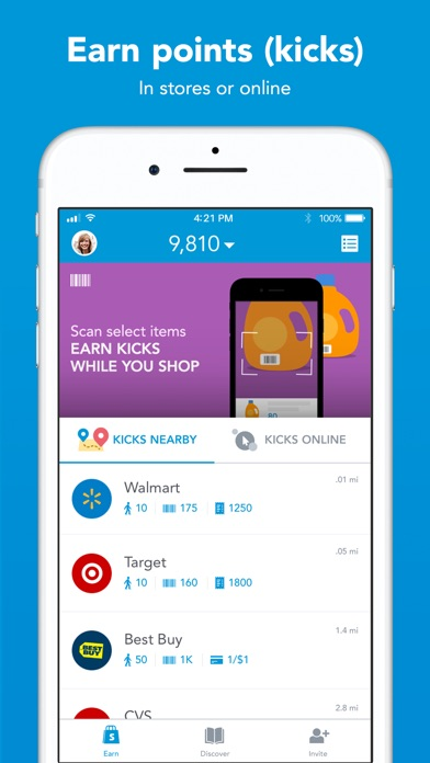Shopkick - Shopping Rewards for Windows