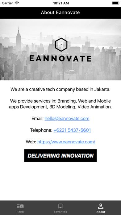 E-News by Eannovate.comのおすすめ画像5