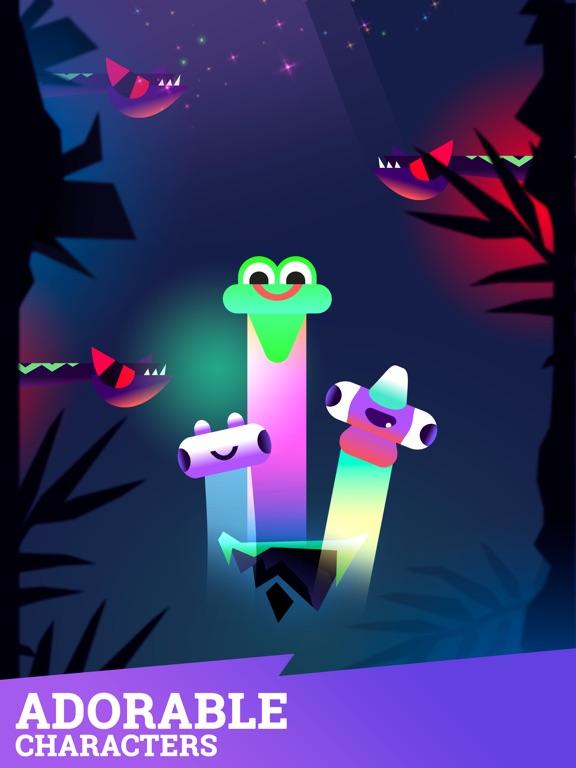 Frog Jump - endless platformer screenshot 8