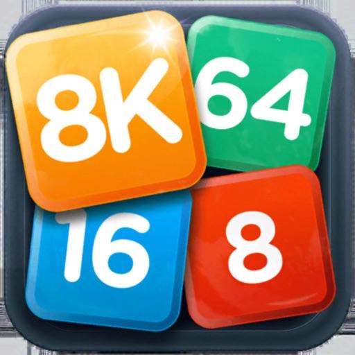 8K Merge - Number Block Puzzle