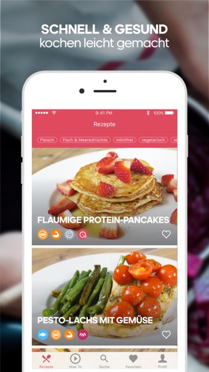 7 Koch-Apps / Rezepte-Apps, um leckerer und gesünder zu ...