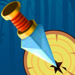 Flippy Knife-窒息隧道飞刀游戏
