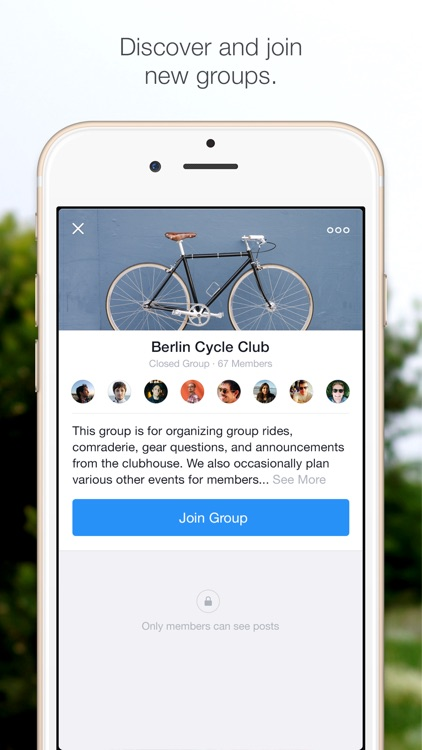 Facebook Groups screenshot-3