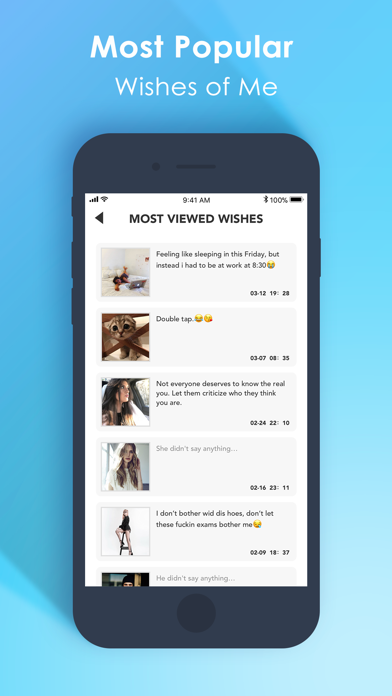 Get Followers with Wishwords screenshot 4