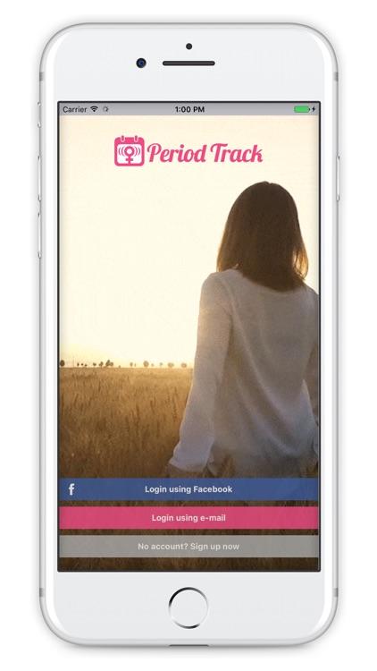 Period Track - Period Tracker screenshot-3