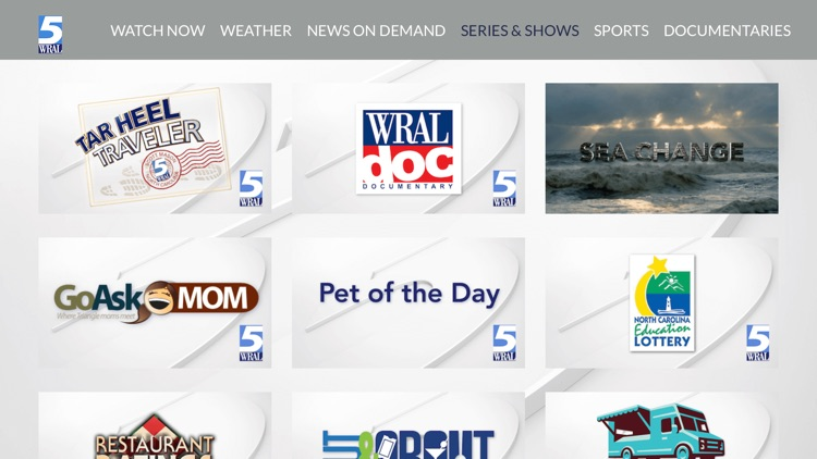 WRAL for Apple TV by Capitol Broadcasting Company