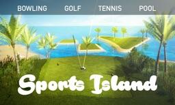 Sports Island — Golf Bowling Tennis Pool