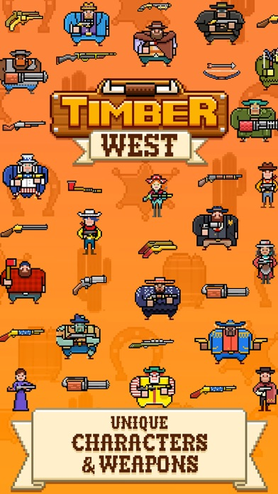 Timber West Screenshot 3