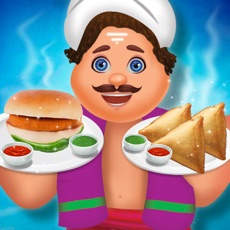 Activities of Indian Food Maker Chef