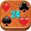 扑克24点