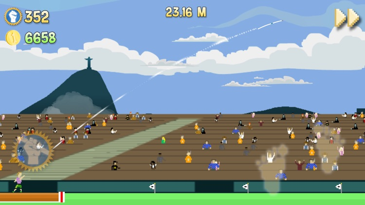 Javelin Masters 3 screenshot-0