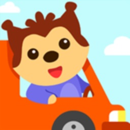 Car game for kids and toddlers