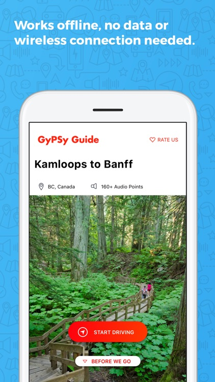 Kamloops to Banff GyPSy Tour