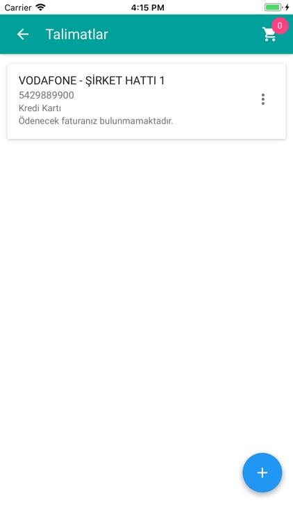 Ödematik Mobil screenshot-4