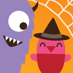 Ícone do app Sago Mini Monsters