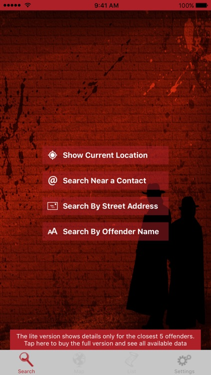 Sex Offenders Search Lite