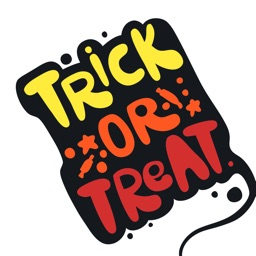 Happy Halloween Trick-or-treat