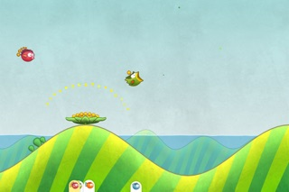 Screenshot for Tiny Wings in Ecuador App Store