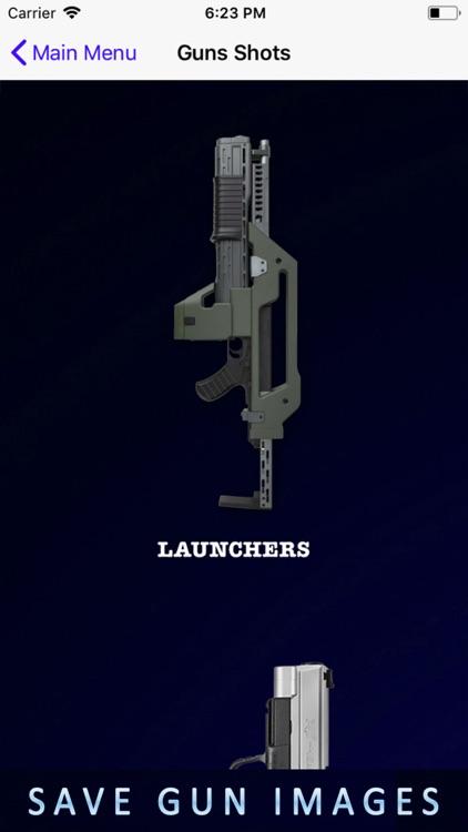 Real Guns Shot Sounds Weapons screenshot-4