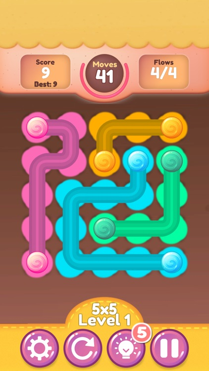 Candy Color Connect screenshot-4