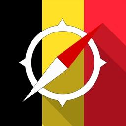 Belgium Offline NAvigation
