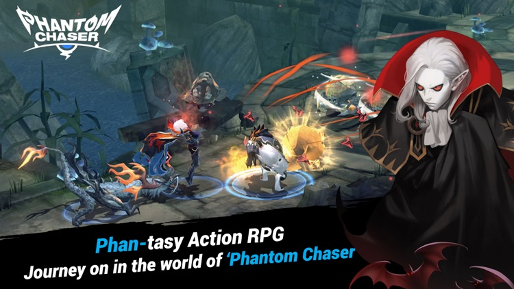 Phantom Chaser screenshot-0