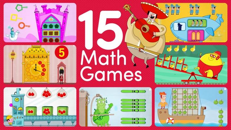 123 Games for toddlers - Full screenshot-4