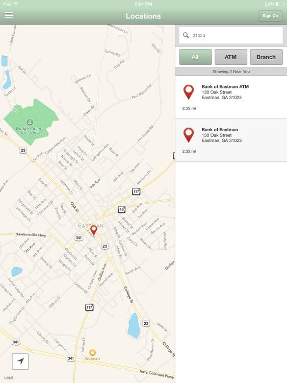 BOE/MSB Mobile for iPad screenshot-3