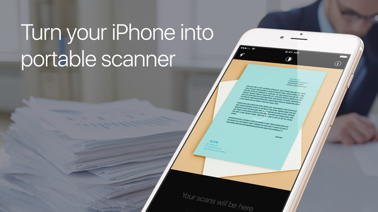 PDF Scanner – scan documents