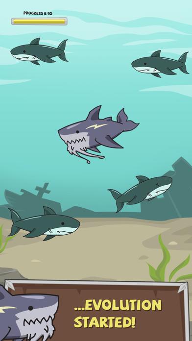 Great White Shark EvolutionScreenshot of 2