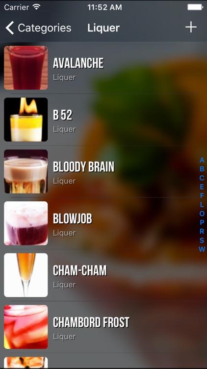 Cocktailpedia screenshot-4